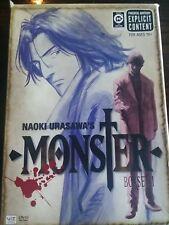 naoki urasawa's monster boxset 1