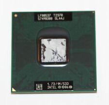 Intel Dual Core T2370 Laptop CPU 1.73ghz/533mhz/1mb #SLA4J Mobile Processor