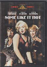 Some Like It Hot (Dvd, 2009) Marilyn Monroe, Tony Curtis, Jack Lemmon