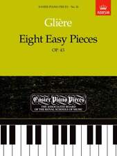 ABRSM EPP No 26 Eight Easy Pieces Op.43 by Glière **10% Discount**