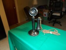 New ListingVintage Western Electric Company Bake-Light Candle Stick Telephone P/D 1904