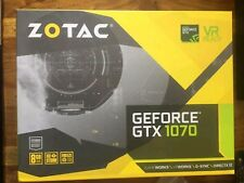 NVIDIA GeForce GTX 1070 Zotac Mini (8GB) Graphics Card