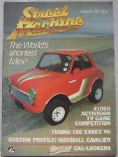 Street Machine Magazine January 1984 Vol.5, No.9