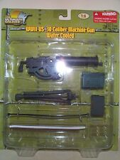 Ultimate Soldier 12 Inch Wwii Us Army 30 Caliber Water Cooled Machinegun Set Mip