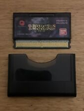 Terrors - Bandai Wonderswan SWJ-BAN014 Japan WS Game 1999