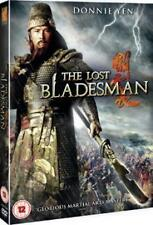 DVD:THE LOST BLADESMAN - NEW Region 2 UK
