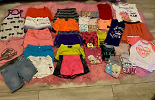 Girl Summer Clothes Size 5T