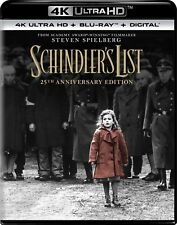 Schindler's List (4K Ultra HD)(UHD)(Atmos)(Dolby Vision)(Pre-order / Dec 18)