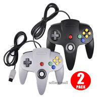 Controller Joystick Gamepad Controllers for Classic N64 Console Video Games 1x2x