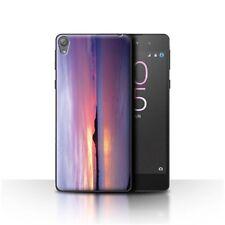 Étuis, housses et coques bleus Sony Sony Xperia M pour téléphone mobile et assistant personnel (PDA)