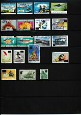 Papua New Guinea Überdrucke/Overprints
