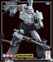 Transformers Masterpiece MP-36 Megatron  New Gifts Action Figures