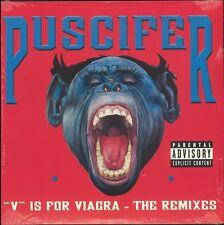 Puscifer V Is For Viagra Remixes 2x Vinyl LP Record! tool a perfect circle! NEW!