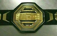 New UFC Legacy Ultimate Fighting Championship Belt Dual Plated Adult size