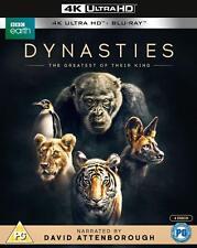 Dynasties David Attenborough DVD R4 Release in Stock