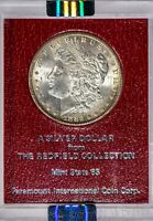 1882-S Morgan NGC MS62 *Redfield Hoard* Silver Dollar!