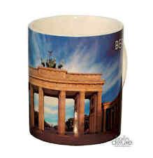 Berlin Foto Tasse Brandenburger Tor NEU Kaffee-Pott Henkel-Becher Souvenirs Mug