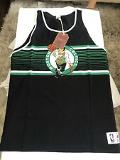 Boston Celtics Surprise Win Tank Mitchell & Ness Men Size 4XL