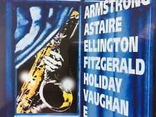 """CD """"Canzoni"""" Armstrong Fitzgerald Holiday Vaughan McRae Ellington Smith Getz"""