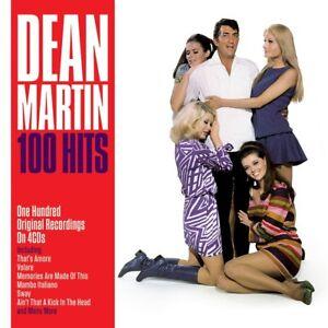 DEAN MARTIN - 100 HITS  4 CD NEU