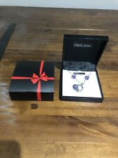 Warren James Heart Necklace Set Made With Swarovski Elements