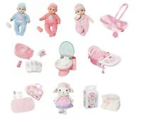 Zapf Creation Baby Annabell Selection Doll Accessory Playset Childrens Baby