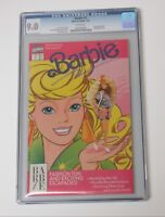 Barbie Comic #1 CGC 9.0 First print Marvel 1991