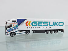 "Herpa 307994 H0 1:87 - Volvo FH gl. Refrigerated Semi-Trailer "" gesuko -"