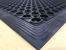 Anti-Fatigue Mat 1500 x 900mm - Black | Safety Mats