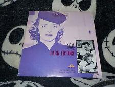 Dark Victory Laserdisc LD Bette Davis Free Ship $30 Orders