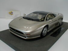 "Top Marques TOP 39C - Jaguar XJ 220 Baujahr 1992 "" silber-metallic "" 1:18  NEU"