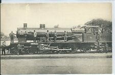 CPA - Locomotive de L'espagne