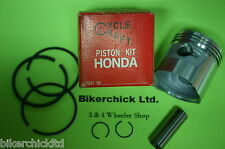 HONDA  ATC90 C90 CL90 CT90 CM91 SL90 S90 CM91 Piston Kit & Rings  1.00mm 51.mm