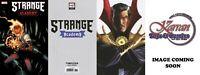 Strange Academy #3 Main+Alex Ross Var.+Adams Spotlight Var. 3Cover set 9/30/2020