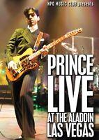 Prince Live At The ALADDIN Las Vegas (2003) 16-track DVD Nuovo/Sigillato