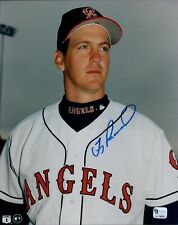 Troy Percival California Angels 8x10 Glossy Photo Global Authenticated