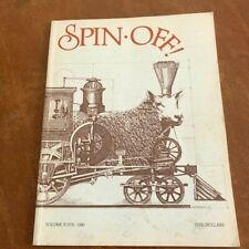 Spin-off magazine 1980 Vol 4: Spinning in Equador, Fine yarn, Cloak, Hat