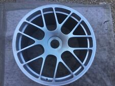 "PORSCHE 997 OEM FACTORY GENUINE 19"" RS SPYDER SINGLE (1) CENTER LOCK REAR WHEEL"