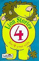 (Good)-Lion Stories for 4 Year Olds (Animal Funtime) (Hardcover)-Geraldine Taylo