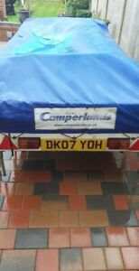 TRAILER TENT (Sun Camp) spares and repairs