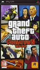* Sony Playstation PSP NEW SEALED Game * GRAND THEFT AUTO Chinatown Wars GTA