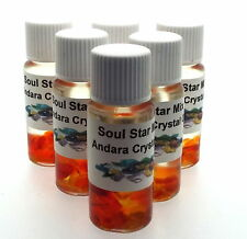 Soul Star Mix Andara Crystal Infused Oil with COA