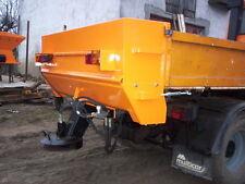 Heckanbaustreuer Heckstreuer Tellerstreuer Multicar M25 M26 NEU