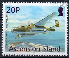 USAAF North American B-25 MITCHELL avions cachet (2013, île de l'Ascension)