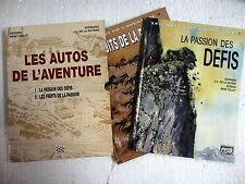 Les Autos de L´Aventure,Editions Cheurons (frances)