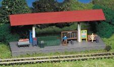 BACHMANN PLASTICVILLE HO PASSENGER STATION PLATFORM KIT scale train 45194 NEW