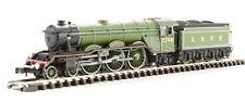 Green N Scale Locomotives
