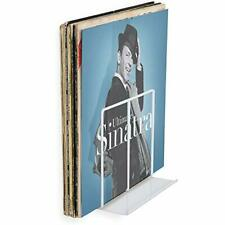 Record Storage Wall Mount Album Collection Display Shelf Rack Cd Dvd Storage