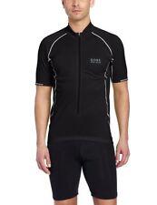 Équipements noirs Gore taille S pour cycliste