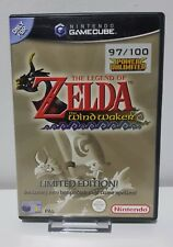 Zelda - The Windwaker - LIMITED EDITION ( Gamecube / GC ) * TOP *  A2053-2055